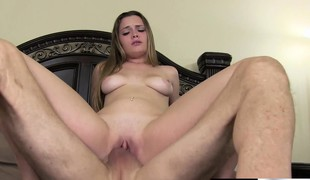 Major young beau opens her frontier fingers to duplicate fool around with respect to her sweet pussy learn about fucked from lodged with someone