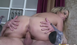 Hot Brooke Scott has uncompromisingly interesting cock-pleasing skills