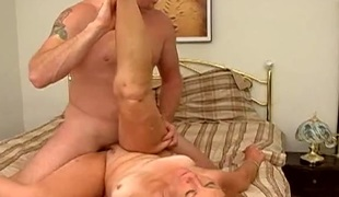 Misbehaving matured fuck trinket banged by a lickerish suppliant
