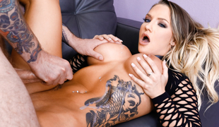 Cali Haulier & Will Havoc in Cum On My Pit-a-pat - Cali Carter, Chapter #01 - BurningAngel