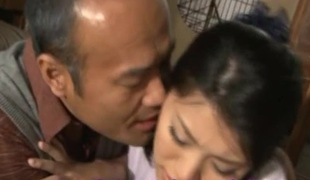 Kyoko Takashima Busty Asian widely applicable likes mature sex