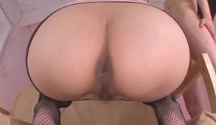 Amazing Stockings video far Face Sitting,Asian scenes