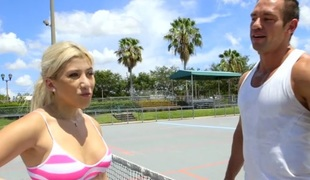 Cristi Ann & Johnny Castle in Sucking With an increment of Shagging - 8thStreetLatinas