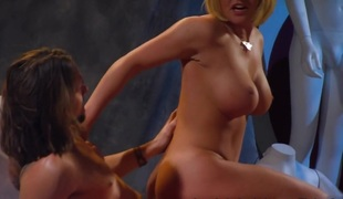 Krissy Lynn hither Secret Lives (2010) - Chapter 2