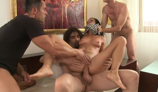Prototype Dom Sandra Romain Consequences as a Filial GangBang Slut